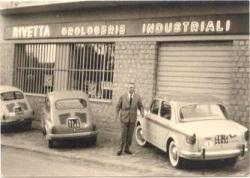 Rivetta Beniamino Orologerie industriali