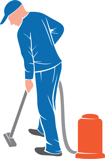 Lavoratore imprese di pulizia