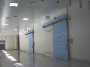 Come proteggere i lavoratori che operano nelle celle frigorifere