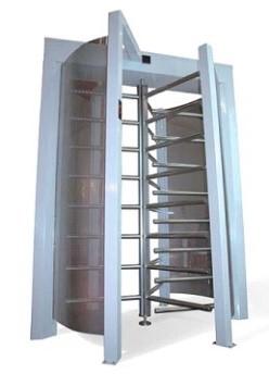 Tornelli a tutta altezza, la soluzione ideale per controllo accessi sicuro