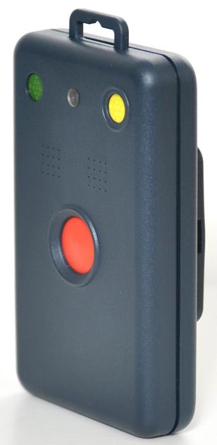 Mydasoli - Il dispositivo per lavoratori isolati