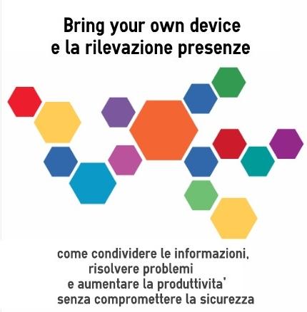 Il concetto di BYOD e le applicazioni aziendali