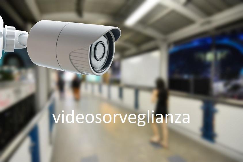 Videsorveglianza e controllo accessi