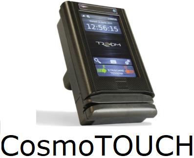 Cosmo touch - lettore stand alone per controllo accessi