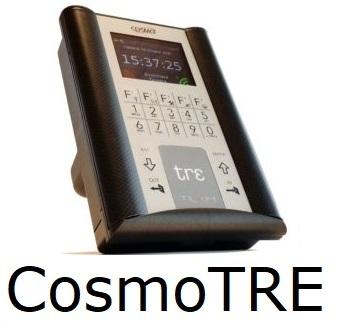 CosmoTRE - lettore controllo accessi - presenze