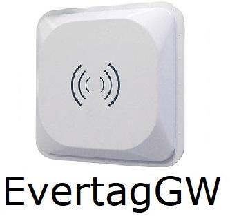EvertagGW - lettore accessi a mani libere
