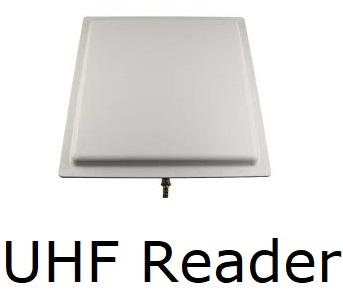 Controllo accessi veicolare UHF