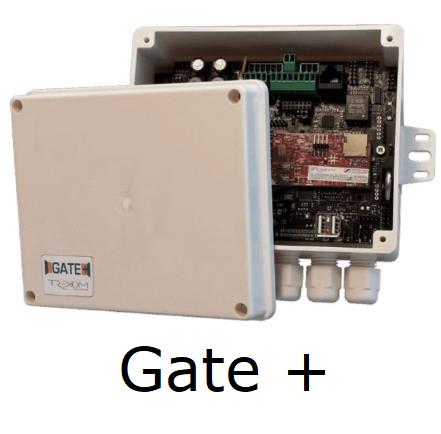 Gate+ controller accessi