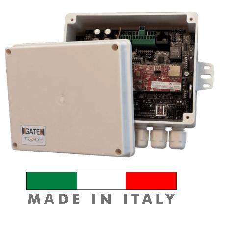 Gate, controller per sistemi di controllo accessi centralizzati