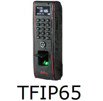 tfip65 - lettore biometrico stand alone per controllo accessi