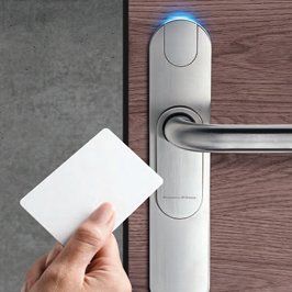Serrature, cilindri e maniglie wireless per il controllo accessi digitale