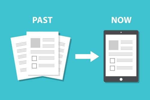Paperless come diminuire l'impatto ecologico tramite adozione di sistemi digitali