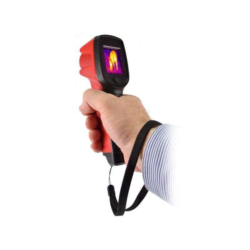 Lettore portatile termografico temperatura