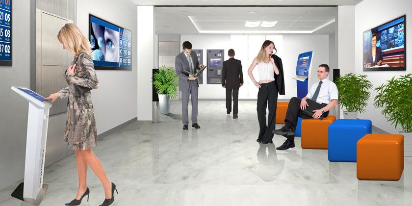 Migliorare la sicurezza e l'immagine della tua azienda grazie a un sistema di gestione dei visitatori