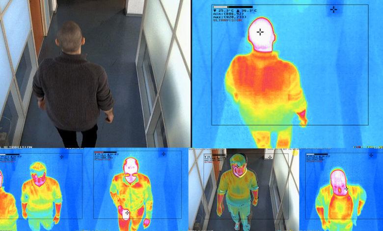 Tramite sistemi di lettura della temperatura corporea è possibile prevenire contagi