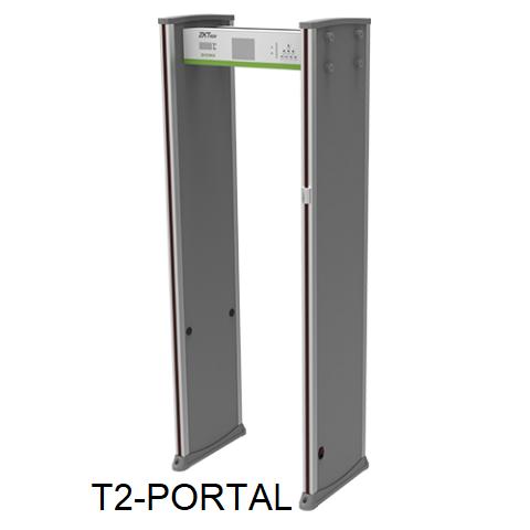 Termoscanner portale T2