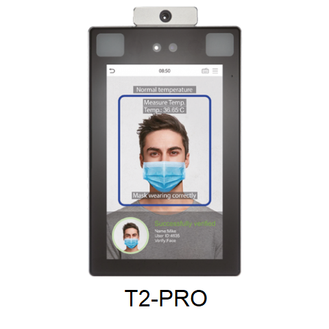 Termoscanner T2 pro