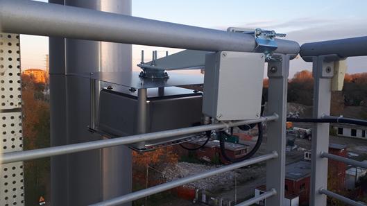 Eversense controllo e monitoraggio polveri e rumori in cantiere